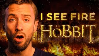 Repeat youtube video I See Fire - The Hobbit - Ed Sheeran - Peter Hollens