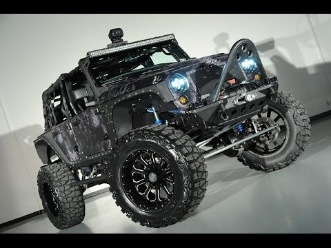 Jeep Wrangler Lifted >> 2014 Lifted Jeep Wrangler Unlimited NightStalker Kryptek ...