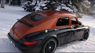 видео Тюнинг ГАЗ М-20 Победа