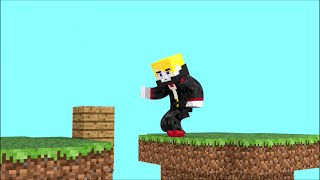 """THE FALL FAIL"" - Minecraft Animation"