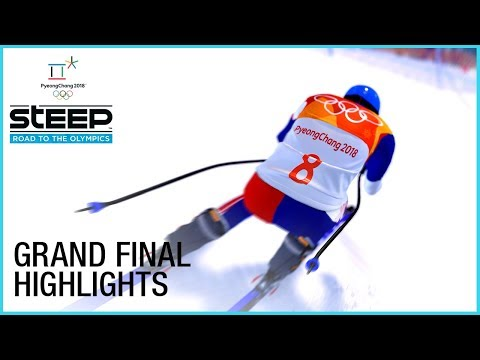 Steep: Road to the Olympics: Grand Final Highlights   Ubisoft [NA]