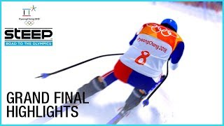 Steep: Road to the Olympics: Grand Final Highlights | Ubisoft [NA]