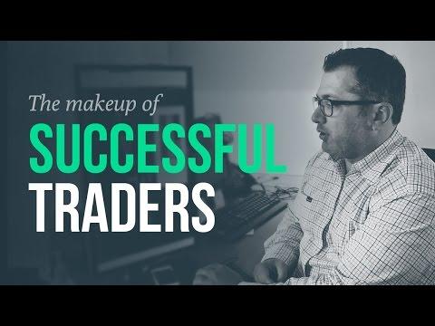 The makeup of successful traders · Matt Zimberg, Optimus Futures