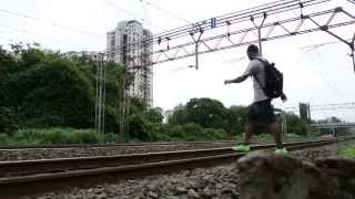 Zee24Taas: Reality Behind Kick movie Train Stunt