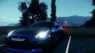 Need For Speed 2015   GTR R35 +1100HP FF7