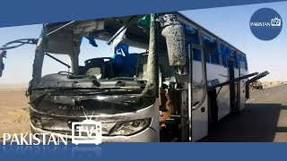 Chinese engineers targeted in Dalbandin suicide attack