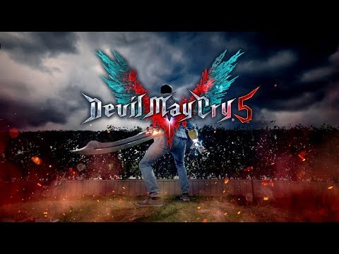 Релиз Devil May Cry 5