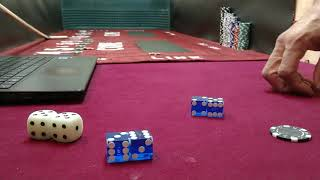 Dangerous Arm Craps- How to Win 90% of Time pt 1