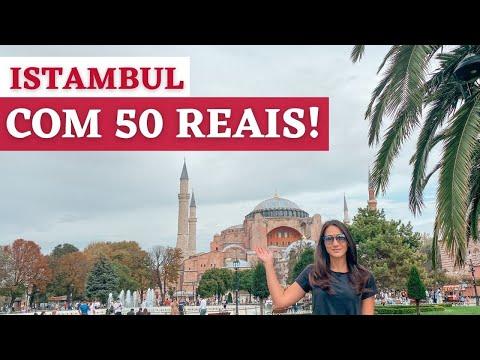Conheça Istambul com menos de R$ 50 | TURISMO NA TURQUIA