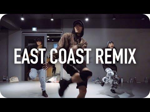 East Coast Remix - A$AP Ferg / Junsun Yoo Choreography