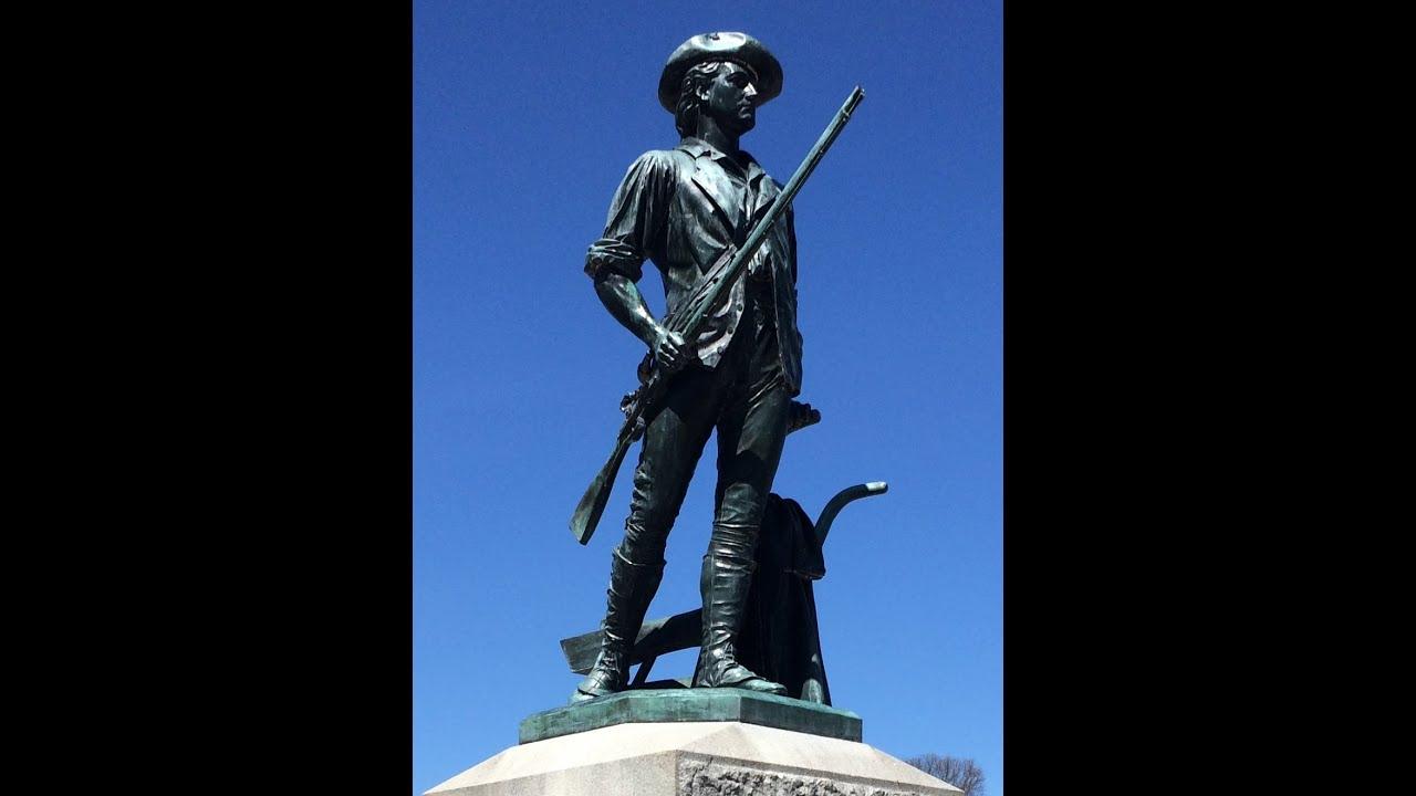 PHOTOS: Sudbury Companies of Minute and Militia honor Patriots ...