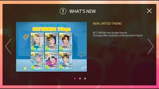 Baixar SuperStar SMTOWN | NCT DREAM - 7 Days Mission Event & Purchase LE Cards