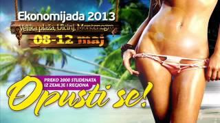 Ekonomijada 2013 - Official Promo mix by DJ LuckyDee