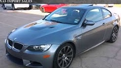 Used 2008 BMW M3 Dallas TX