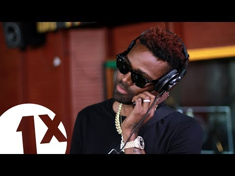 1Xtra in Jamaica - Konshens - Gal A Bubble