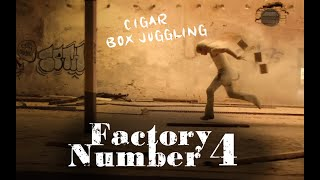 Cigar box juggling by Eric Bates. To see more Subscribe or check ou...