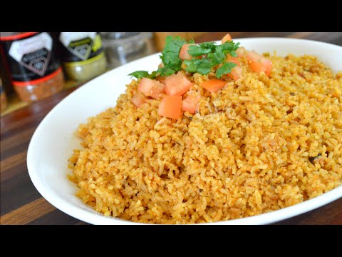 How to Make Mexican Rice: Cooking With Carolyn