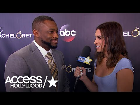 'The Bachelorette': Kenny King On 'Men Tell All' & Lee Comments