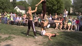 Street Workout Competitions RIVNE 18.05.2013