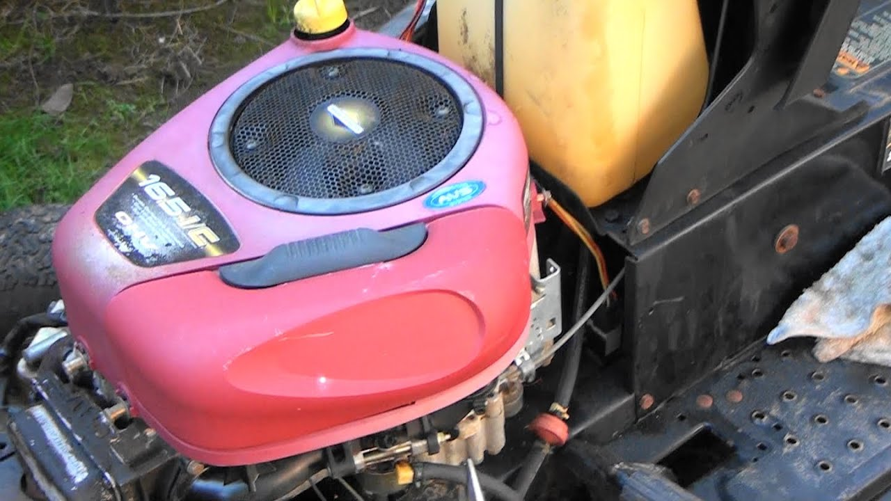 3hp brigg stratton lawn mower carburetor diagram [ 1280 x 720 Pixel ]