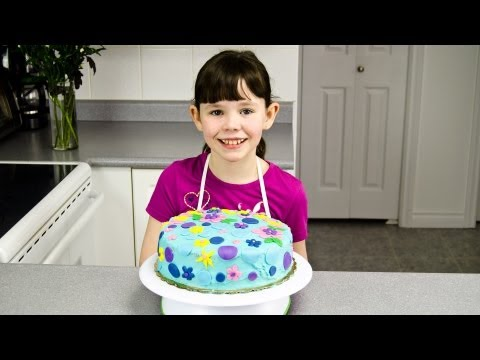 Birthday Cake Surprise by Cookies Cupcakes and Cardio