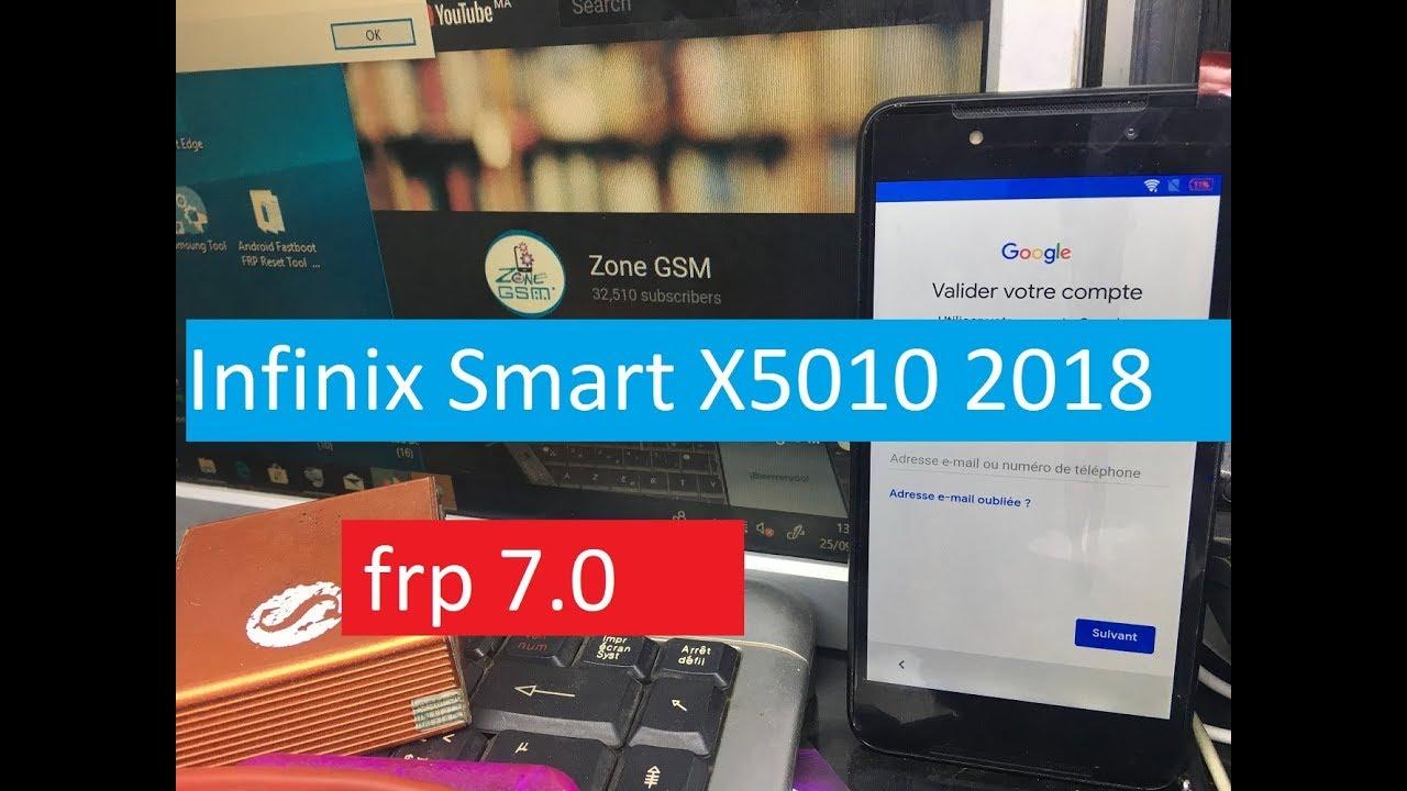 Infinix X5010 FRP Bypass 100% Work no pc