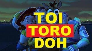 Parodia de Toy Story 2  TOI TORO DOH