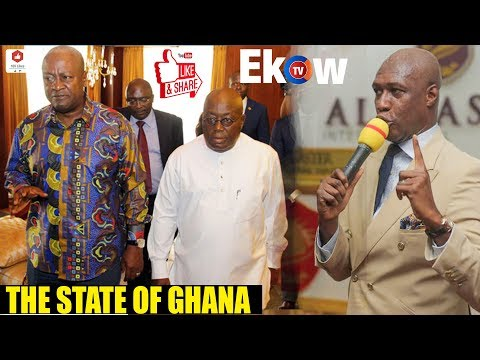 THE STATE OF MY COUNTRY GHANA WITH PROPHET KOFI ODURO