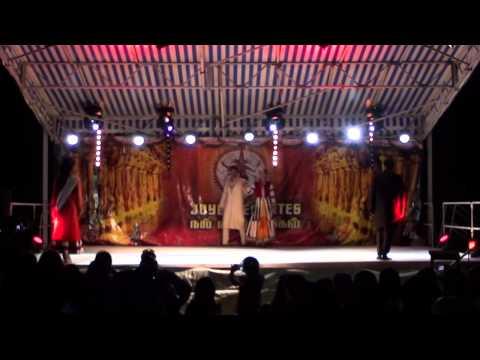 Défilé Indian Fashion (Ste Marie) 24-04-2014