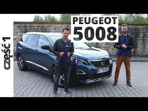 Peugeot 5008 2.0 BlueHDI 150 KM, 2017 - test AutoCentrum.pl #333