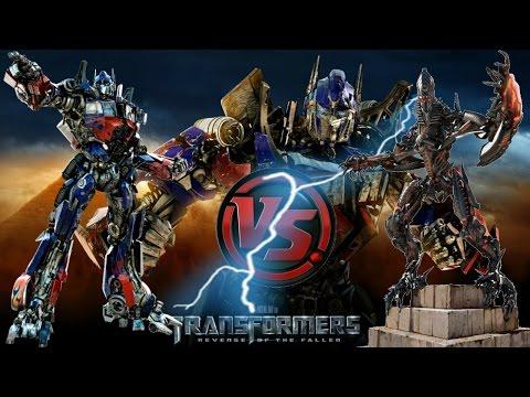 Let's Play Transformers Revenge of the Fallen (Autobots Campaign) Part 23 (Finale) Ending!