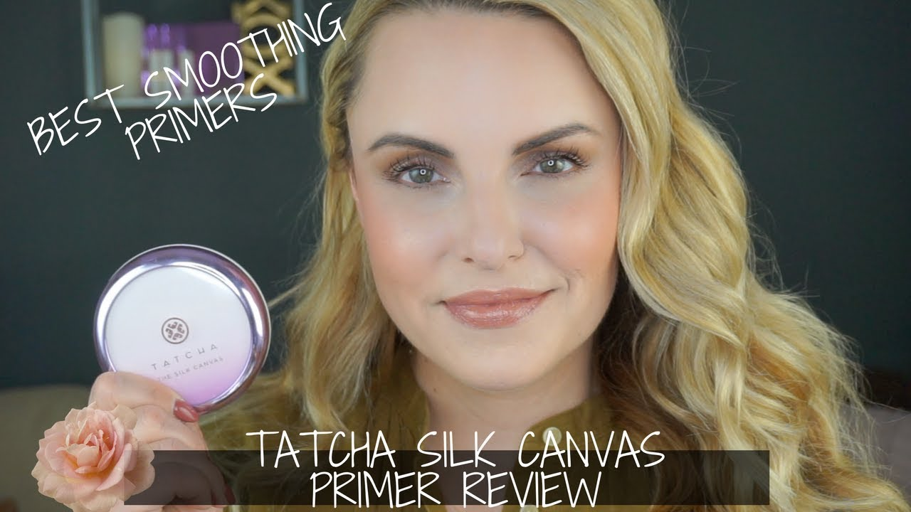 The Silk Canvas Protective Primer by Tatcha #3