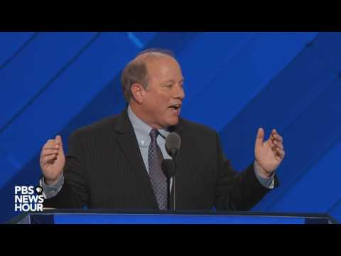 Watch Detroit Mayor Mike Duggan's full speech 2016 Democratic National Convention