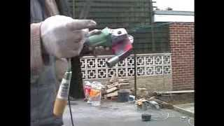 TUCK POINTING TROWEL
