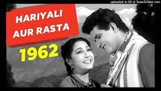 Lakhon Tare Aasman Per Hariyali Aur Rasta 1962 Lata Mangeshkar Mukesh Md Shanker Jaikishan