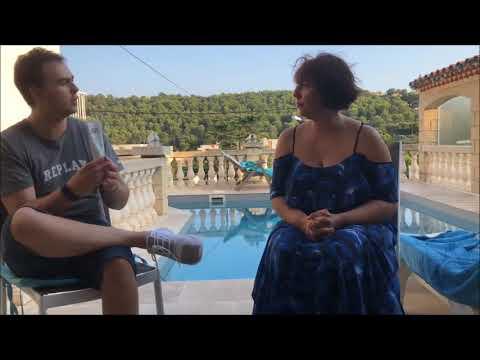 Interview Sandrine Tauveron Dentifrice ap24 Nu Skin