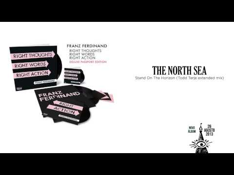 THE NORTH SEA EP - Stand On The Horizon (Todd Terje extended mix)