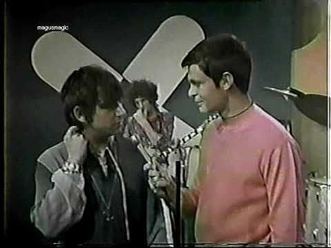 Eric Burdon & The Animals - River Deep Mountain High + interview (Live, 1968)