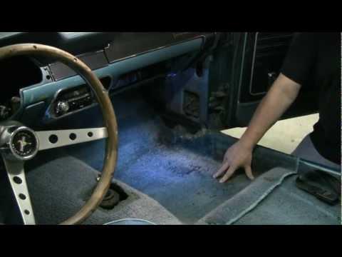 Episode 60 Classic Car Carpet install tips and tricks Autorestomod