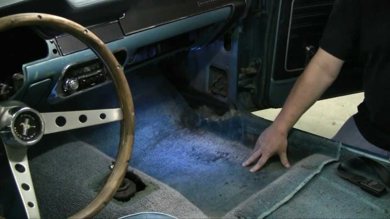Episode 60 Classic Car Carpet Install Tips And Tricks Autorestomod Youtube