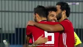 اهداف  مباراة مصر وسوازيلاند بث مباشر بتاريخ 12 10 2018 تصفيات كأس أمم أفريقيا 2019