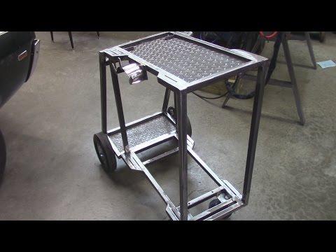 Tig Cart Build