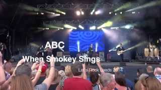 ABC - When Smokey Sings
