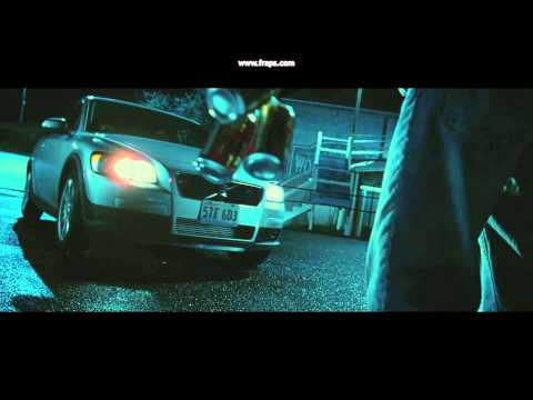 Edward Cullen Volvo C30 U-turn - YouTube