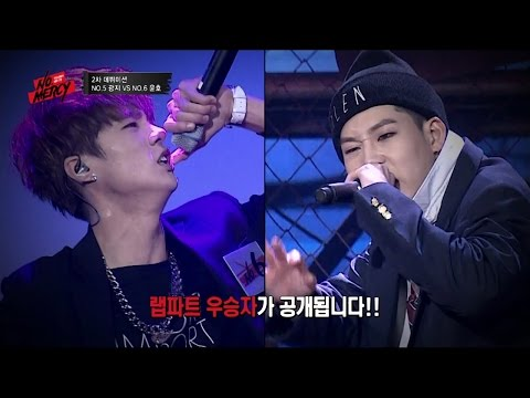[NO.MERCY(노머시)] Ep.4 Rap Part No.1 after the 2nd Debut Mission? 2차 데뷔미션 랩파트 우승자는? [ENG SUB]