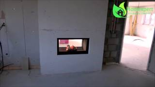 Schmid Lina8745h Double Side Stove - HOMEXPERT