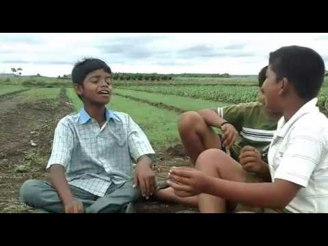 आदर्श शिंदे song Angathi sonyachi botaala