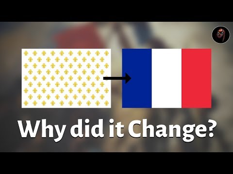 What Happened To The Old French Flag?