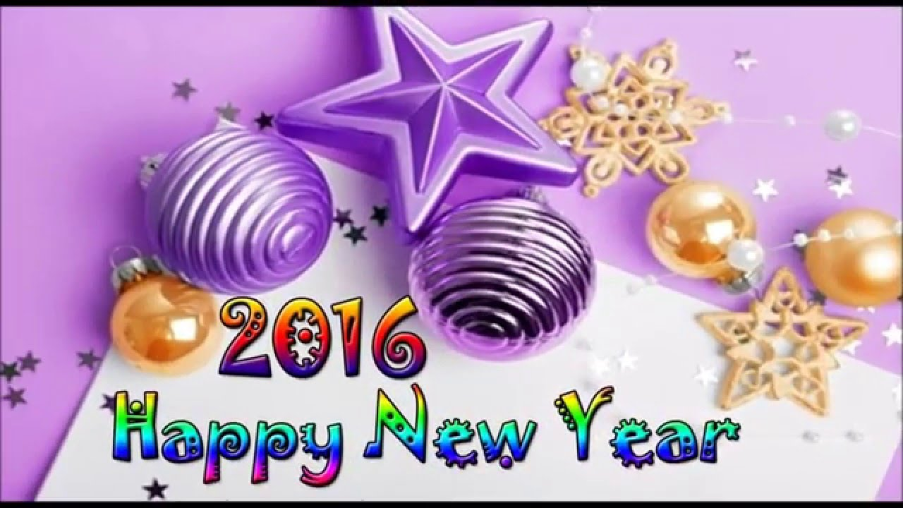 happy new year 2016 sms wishes greetings hd wallpapers whatsapp video messagequotes youtube