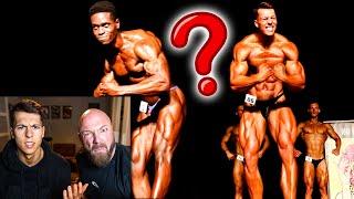 Reaktion: Wurde Paul betrogen bei seinem ersten Wettkampf?